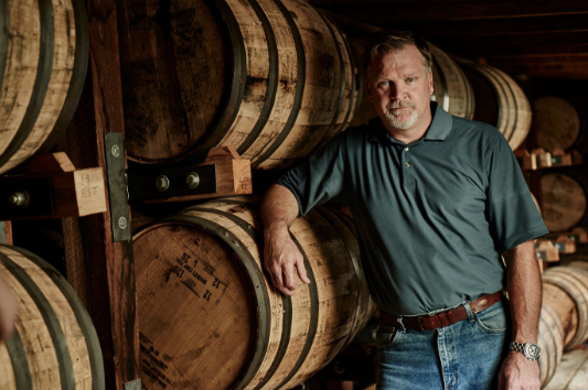 Jeff Arnett, Jack Daniels Master Distiller (Photo Credit: Jack Daniels)