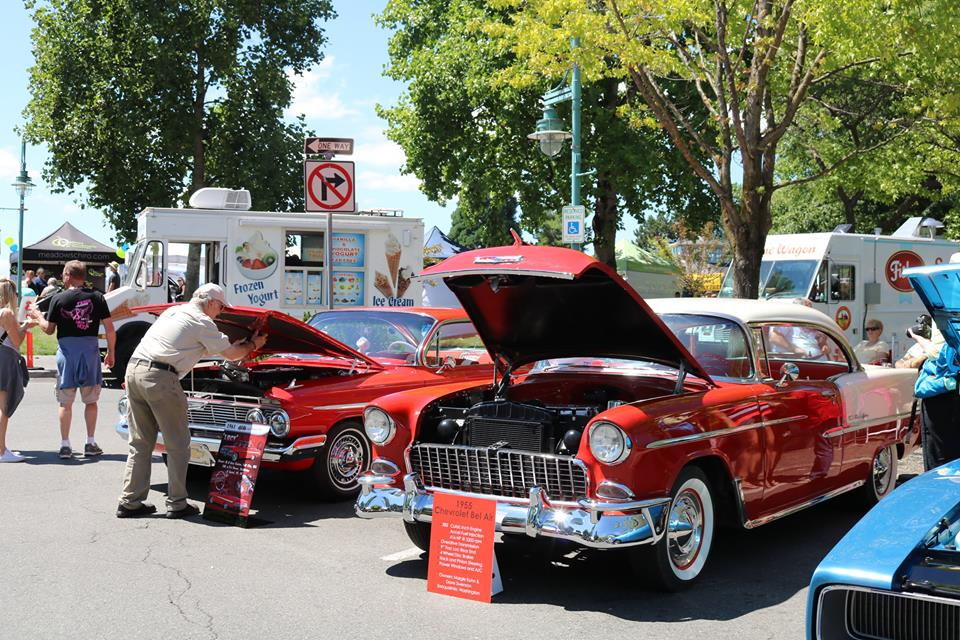 Things To Do This Summer In Kirkland Whats Up NW - Kirkland classic car show 2018